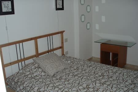 Double room winth line colour - Apartment