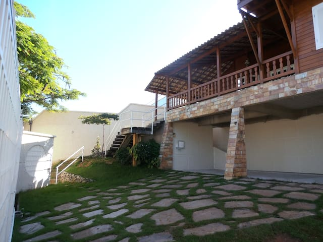 mansão na lagoa da Pampulha