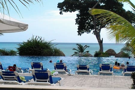 Beach Vacation Rental - Bijao - - Las Guías Occidente - Apartment
