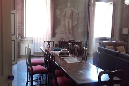 L'appartement aux fresques - Cascina