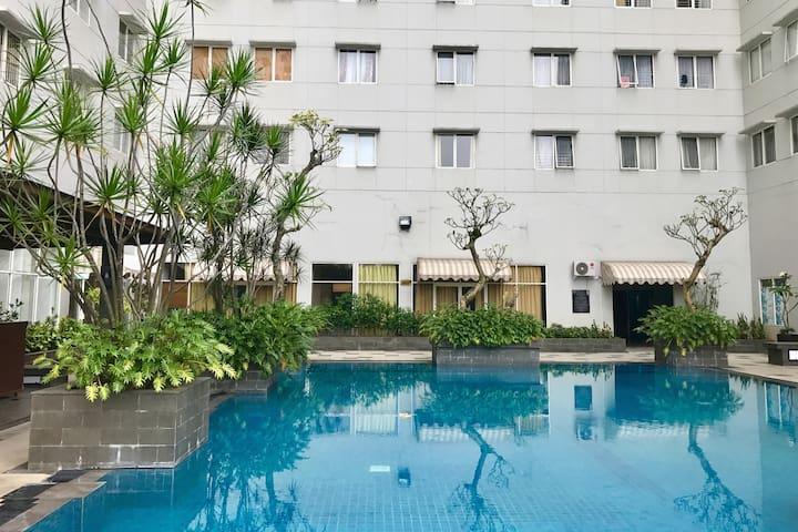 Pinewood Apartment - Jatinangor - Kabupaten Sumedang
