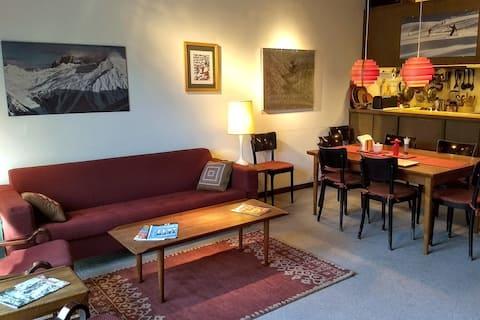 Classic 3-bedroom Tahoe Condo at Alpine Meadows