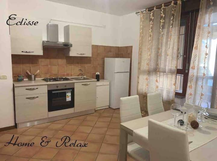 Eclisse Home & Relax Appartamento vicino Humanitas