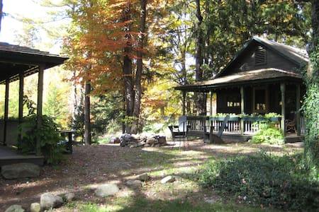 Cabin 1 - Catskill