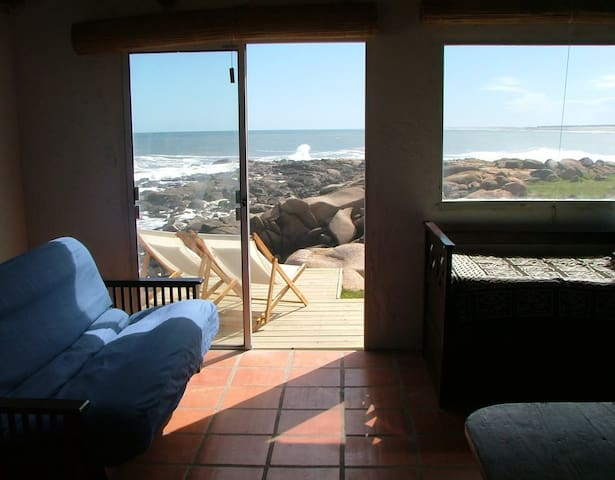 House in the best location of Cabo Polonio - Cabo Polonio - Cabana