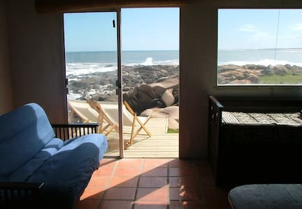 House in the best location of Cabo Polonio - Cabo Polonio