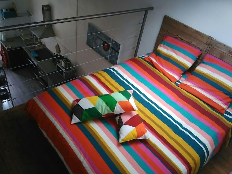 Studio loft salon de provence apartments for rent in - Loft salon de provence ...