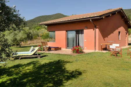 Charming Holidays in Villa Puccini - Haus