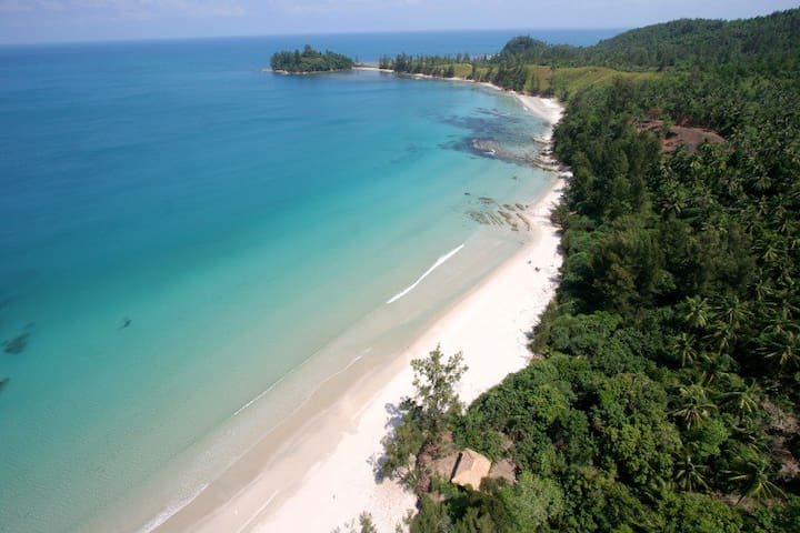 Barefoot Luxury @ the Tip of Borneo - Kudat - 샬레(Chalet)