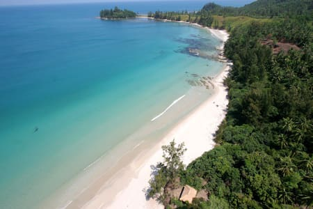 Barefoot Luxury @ the Tip of Borneo - Kudat - Xalet