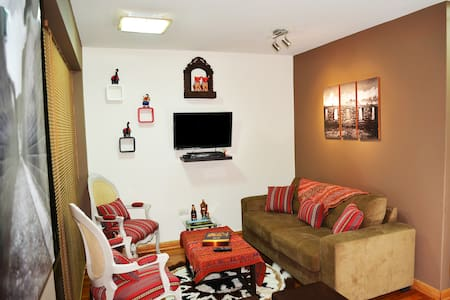NICE FULLY FURNISHED NICE APARTMENT IN CUSCO/CUZC0