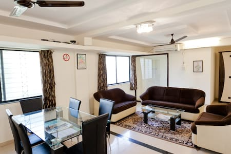 Attractive Price for Long Stay @ Service Apartment - Pimpri Chinchwad - Lakás