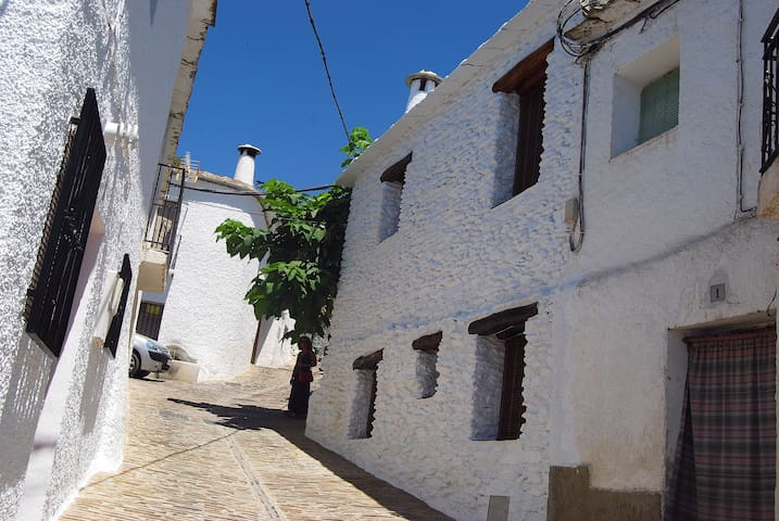 Casa alpujarreña El Rincón del Ángel