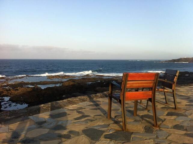 Apartamento- Loft, Las Gorgonias Playa del Hombre