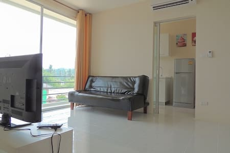 1 ห้องนอน Condo Sea Sun Sand - Wichit - Apartment