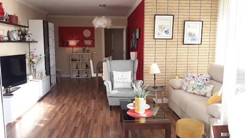 Apartamento 1° LINEA ..URBALUXE  ALICANTE
