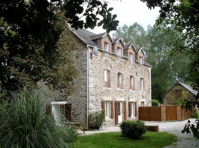Le Moulin de la Cornillière - Lamballe - Dům