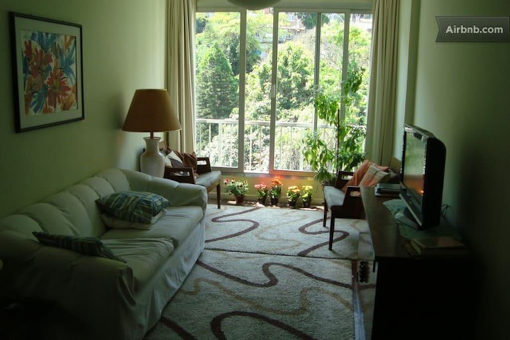 Room, en-suite bath-Leme-Copacabana