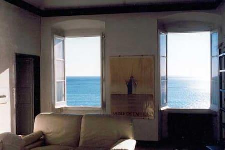 Splendida vista sul Golfo di Genova - Lejlighed