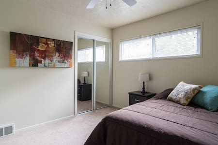 Private Guest Bedroom in Akron - Fairlawn - Wohnung