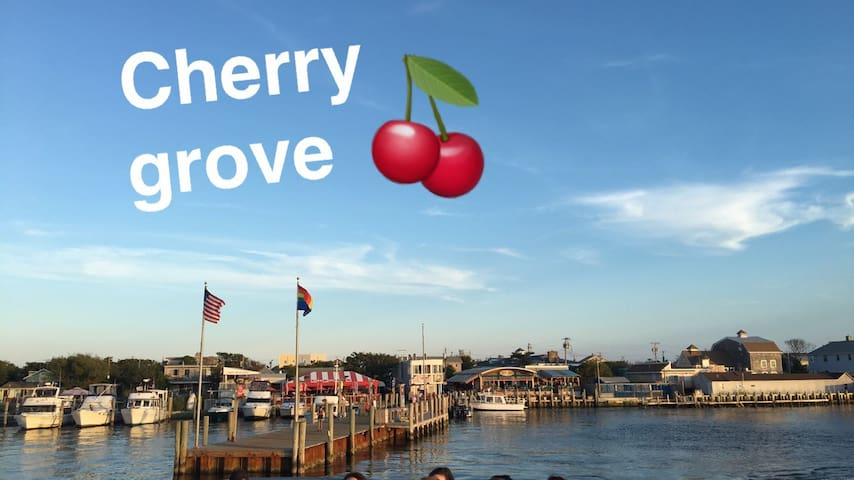 Cherry Grove cottage - FIP- Fire Island