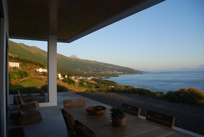AtlanticWindow - Modern House, Stunning View - Santo Amaro - House