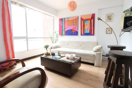 DOWNTOWN APT-CLOSE TO LA MACARENA!  - โบโกตา