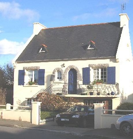 Holiday-Flat or B&B for 2 persons - Lannilis - Leilighet