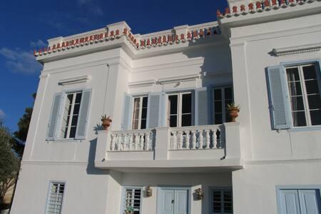 Psacharopoulos house - Artemonas