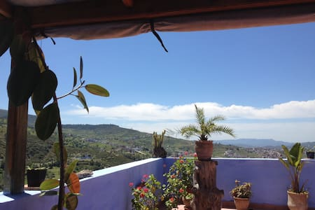 Most beautiful view on Chefchaouen - Bed & Breakfast