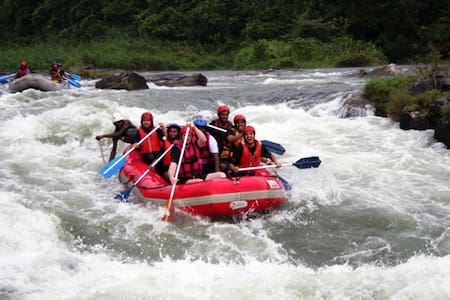 White Water Rafting & Camping - BB - Outro