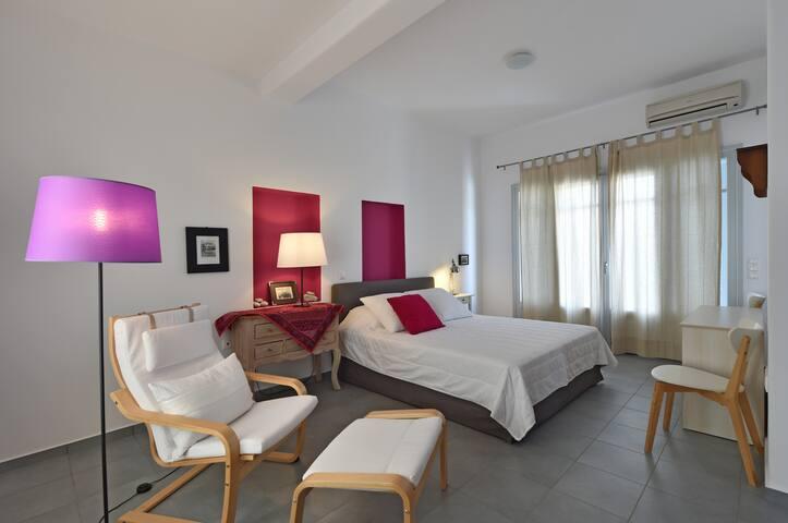 Amaryllis - Modern villa by the sea - Piso Livadi - House