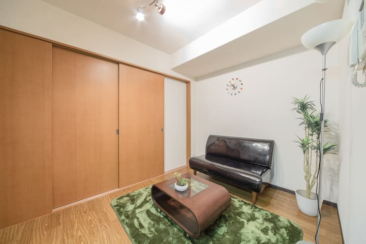 1min to Kyoto Station→free Wifi P - Kyōto-shi - Appartement