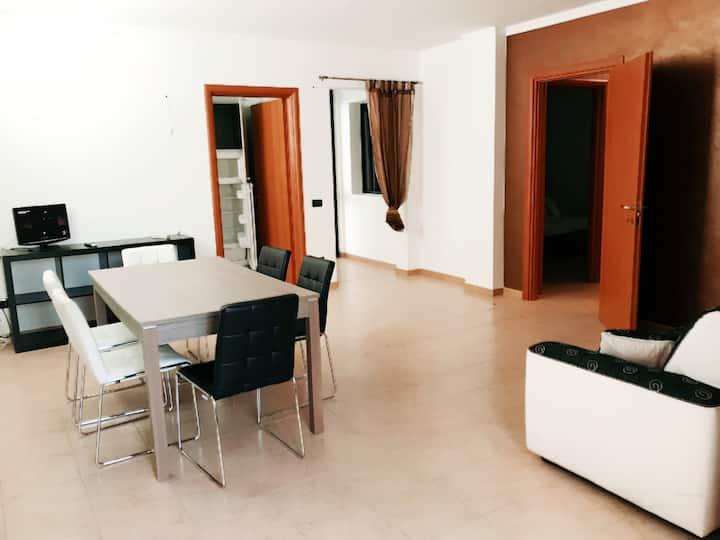 Appartamento a 300mt da Baia Verde