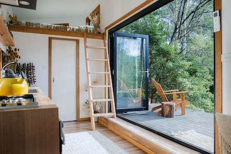 Mountain Tiny House, Warburton Yarra Valley