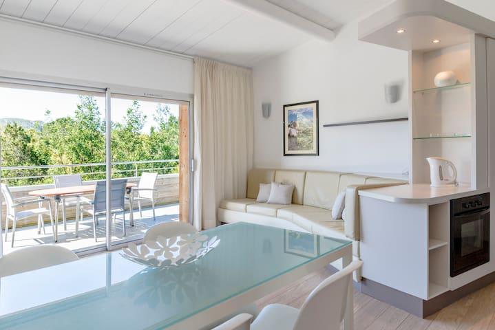 Très bel appartement très proche plageSanta Giulia