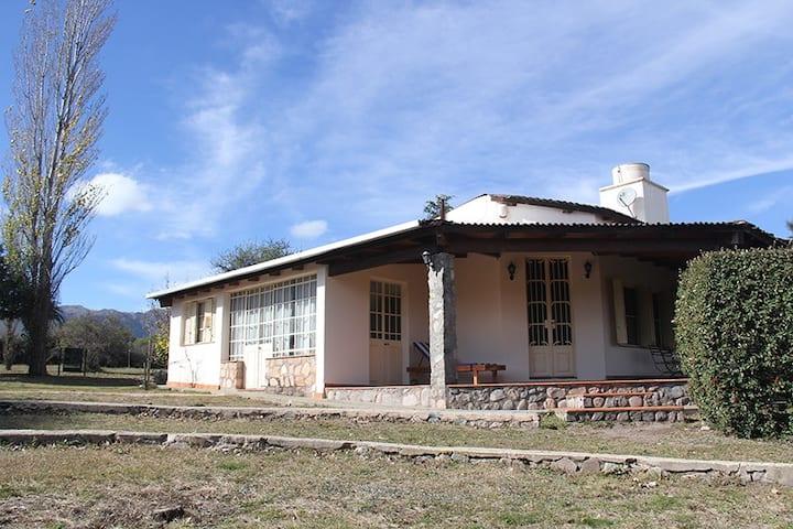 Casa en alquiler temporal - La Casona
