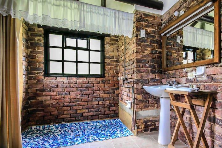 Baño bungalow