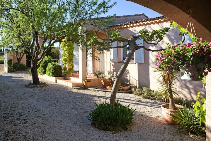 villa in the heart of Provence