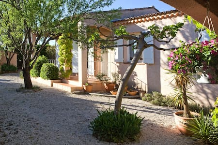 villa in the heart of Provence - House