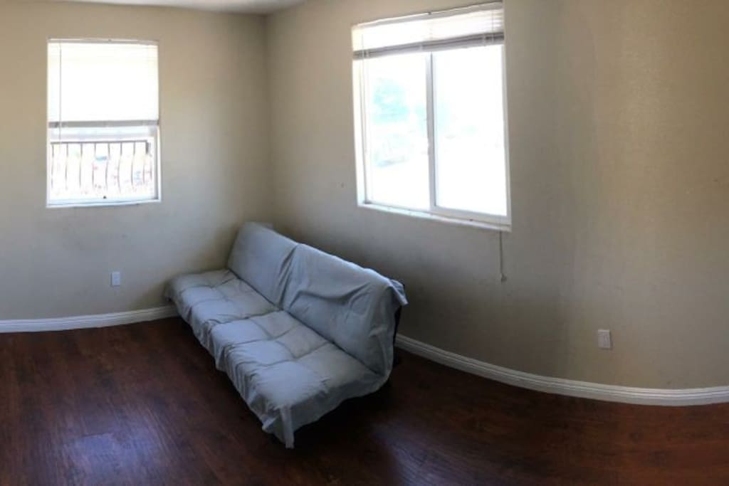 bedroom 3. This room is across the hall from bedroom 2. you will share a bathroom with eachother