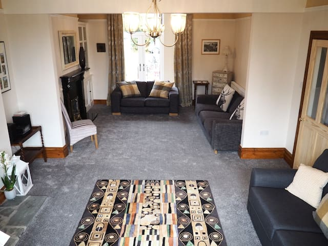 Luxury 6 Bedroom House in the Heart of Coniston - Coniston - Hus