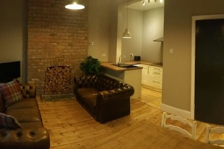 Very Nice Victorian 3 Bedroom By Train Station - Manchester