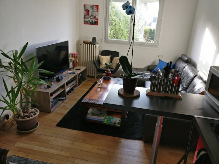 Beautiful Double Room near Orly Airport