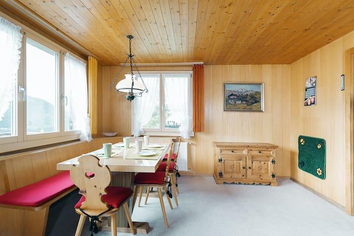 Chalet Biodola, (Amden), FA021, Apartment / 2 bedrooms / max. 4 persons