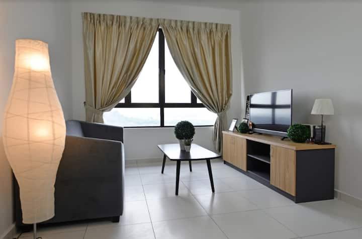 Malacca  Homestay @ Cozy Stay (3BR MUSLIM)