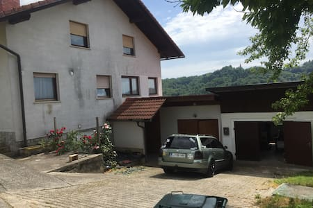 I rent a house only for few days - Škovec - Rumah