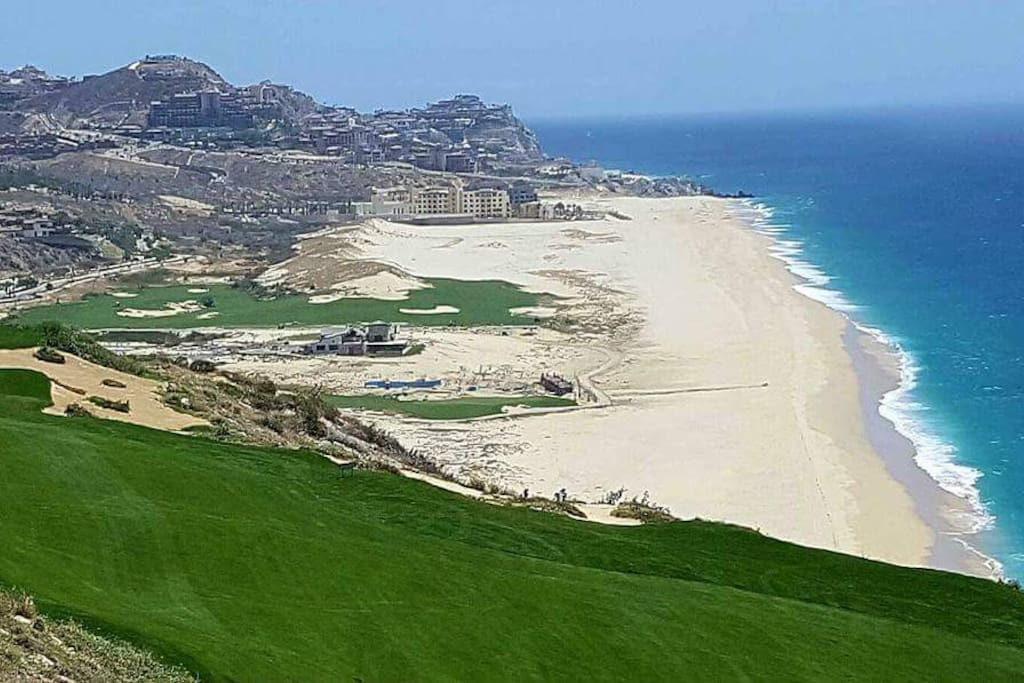 Staying at our home gives you access to the Quivira Golf Course!