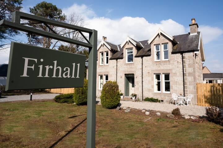 Firhall, Boat of Garten, Cairngorms