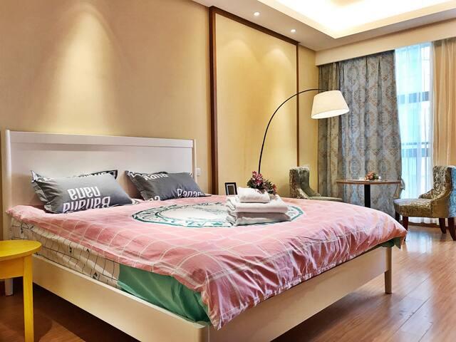开元名都懒宿酒店.瑾瑜房 - Hangzhou - Bed & Breakfast